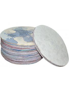 Круг полировальный тканевый х/б диаметр 350мм