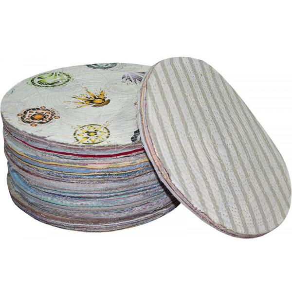 Круг полировальный тканевый х/б диаметр 450мм