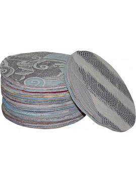 Круг полировальный тканевый х/б диаметр 500мм