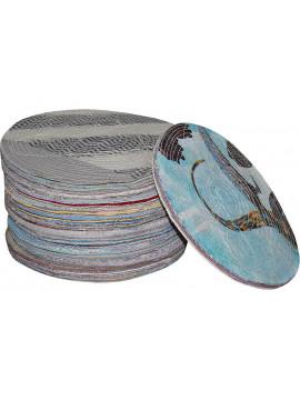 Круг полировальный тканевый х/б диаметр 550мм