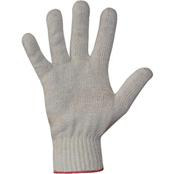 Перчатки хлопчатобумажные 7,5 класс 4 нити