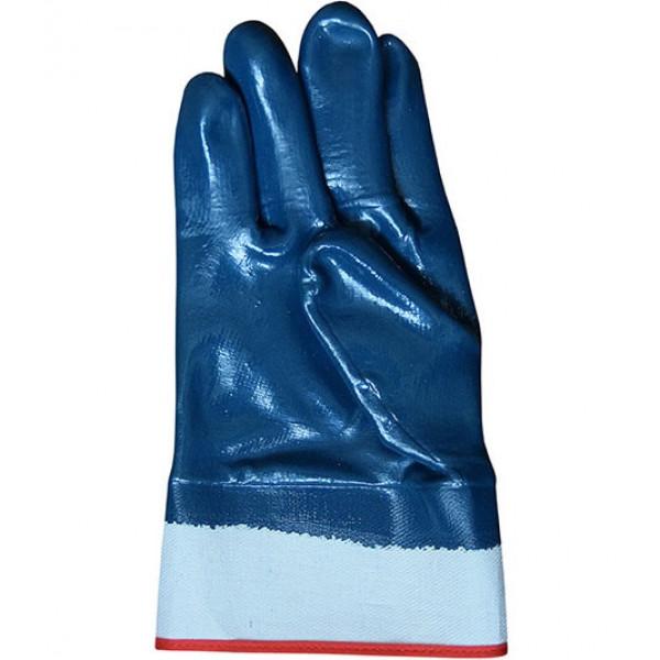 Перчатки нитриловые полный двойной облив